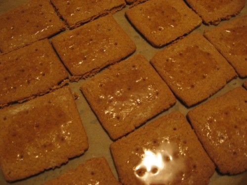 Maple Graham Crackers